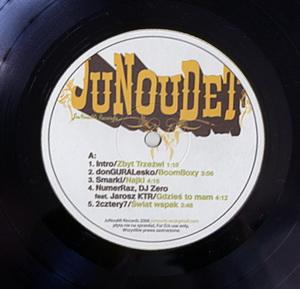 JuNouDet - 1LP - side A