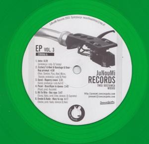 JuNouMi Records EP Vol.3