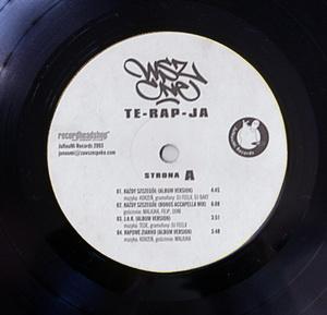 WSZ & CNE - Te-Rap-Ja EP