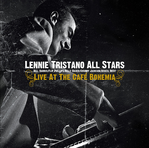 Lennie Tristano Live At Cafe Bohenia